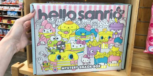 Hello Kitty Mystery Snack Box Now Available at Cost Plus World Market