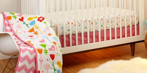 3-Piece Crib Bedding Sets Only $10 at Walmart.com (Regularly $43)