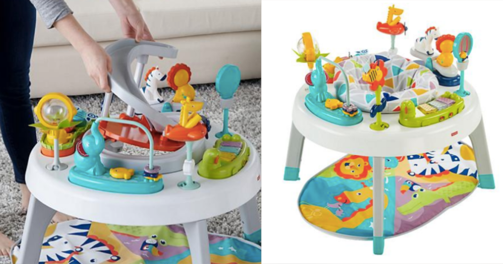 fisher price 3 in 1 table