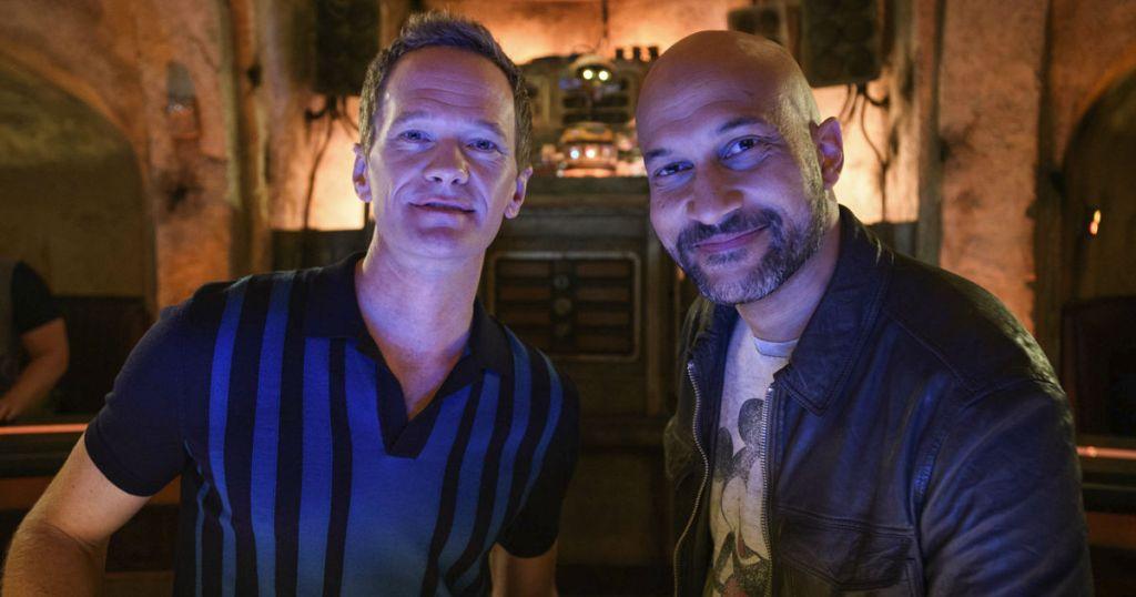 Celebrity Culture: Neil Patrick Harris and Keegan Michael Key