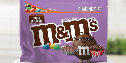 Fudge Brownie M&Ms Are Coming This Fall