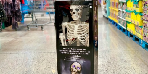 The Best Life-Size, Posable LED Skeleton Halloween Deals Available Now