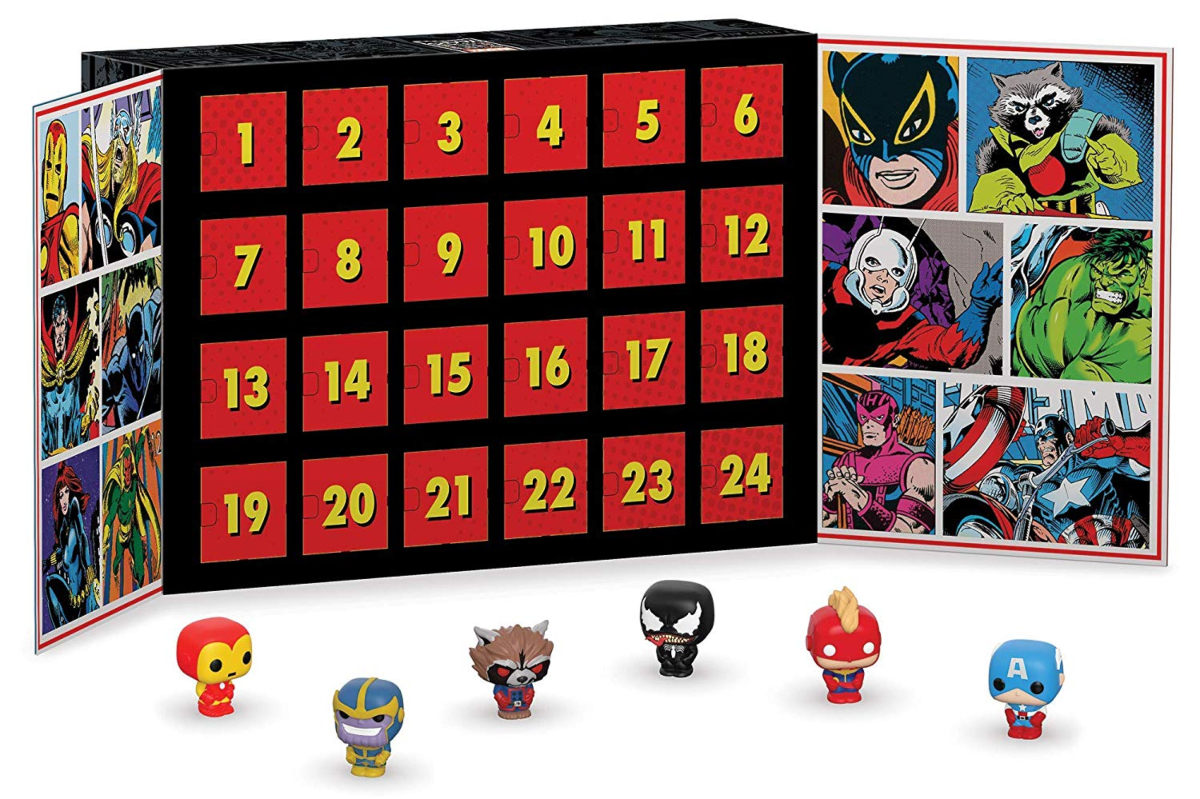 Funko Pop Advent Calendar