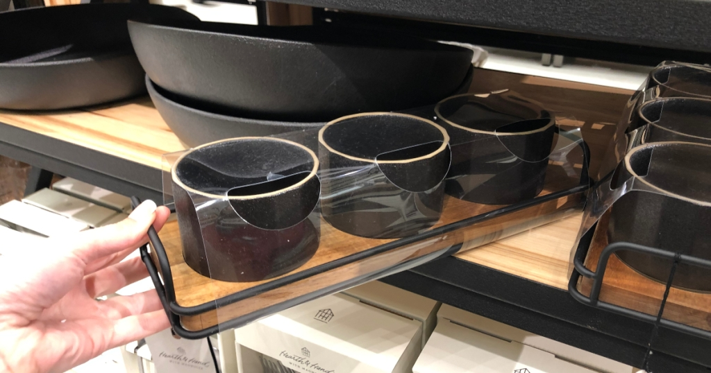 Hearth and Hand with Magnolia soup fixing caddy