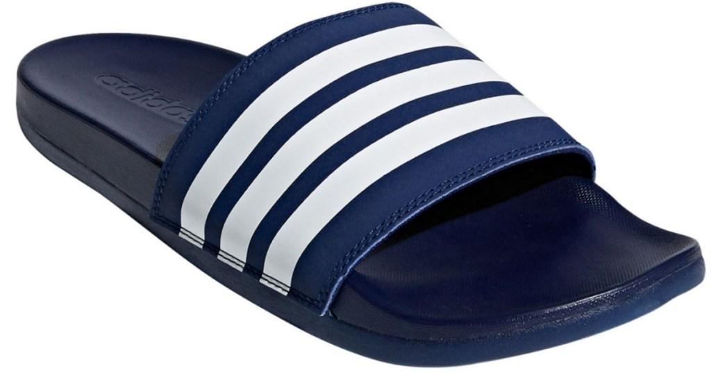 Adidas Adilette Navy Slides