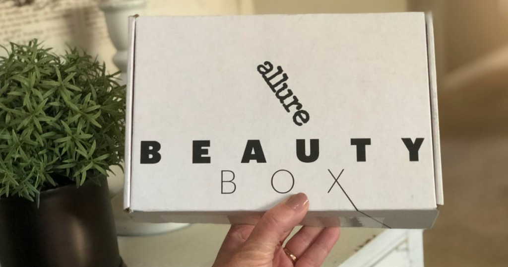 This Allure Beauty Box is Filled with Top Beauty Brands AND