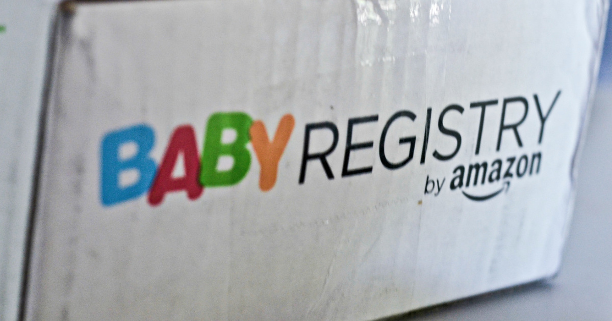 Free $35 Amazon Baby Welcome Box When You Create An Amazon Baby Registry