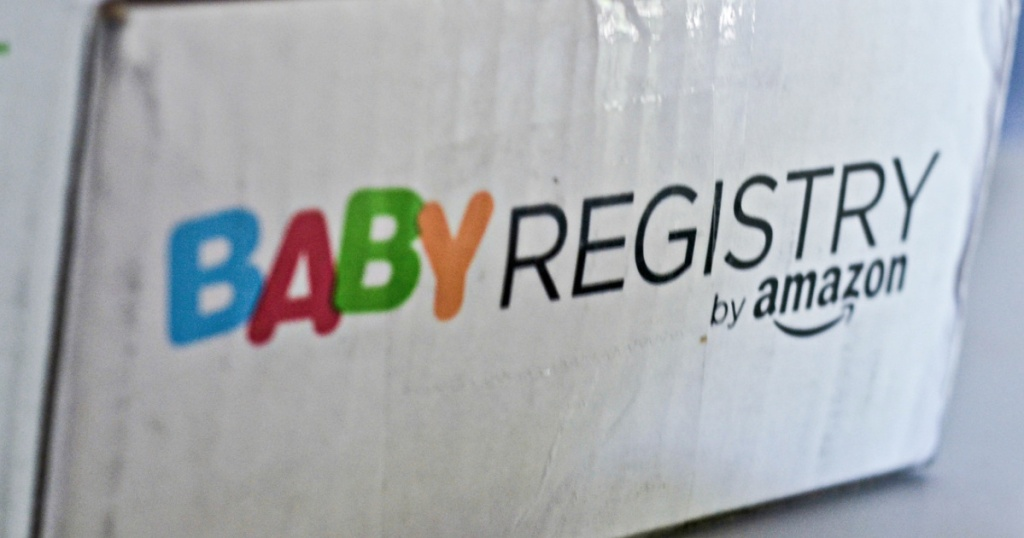 Amazon Baby Registry Box