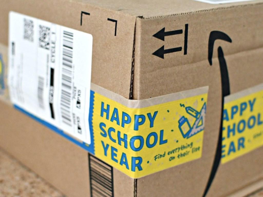 Amazon Back to School Box