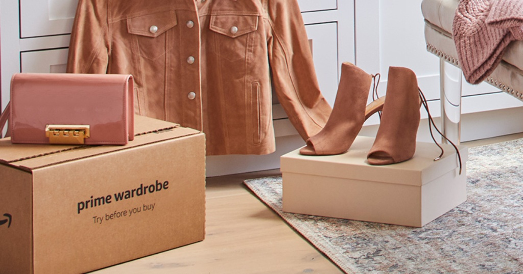 Amazon Prime Personal Shopper Wardrobe