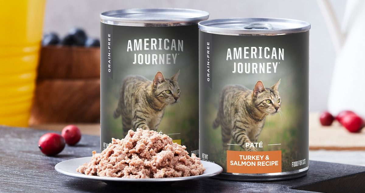 American Journey Cat Food