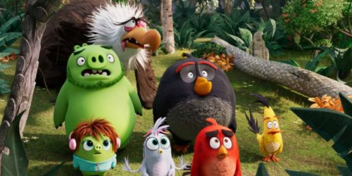 $5 Off Two Angry Birds 2 Movie Tickets at Fandango (Releases August 13th)