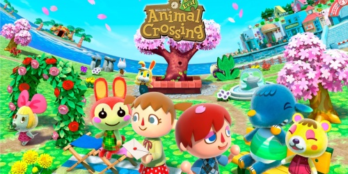 Animal Crossing: New Leaf Welcome amiibo Nintendo 3DS Game Just $15.99 at Woot!