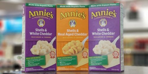 Annie's Macaroni & Cheese Only 67¢ Each at CVS