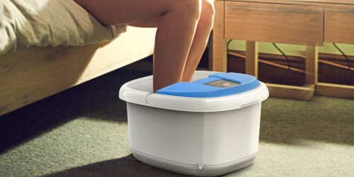 Arealer Foot Spa & Massager Only $59.99 Shipped at Amazon