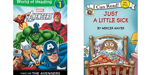 Kids Paperback Books as Low as $1.78 at Amazon   Marvel Avengers, Little Critters & More
