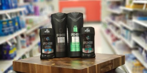 Axe Products as Low as $1.16 After Target Gift Card