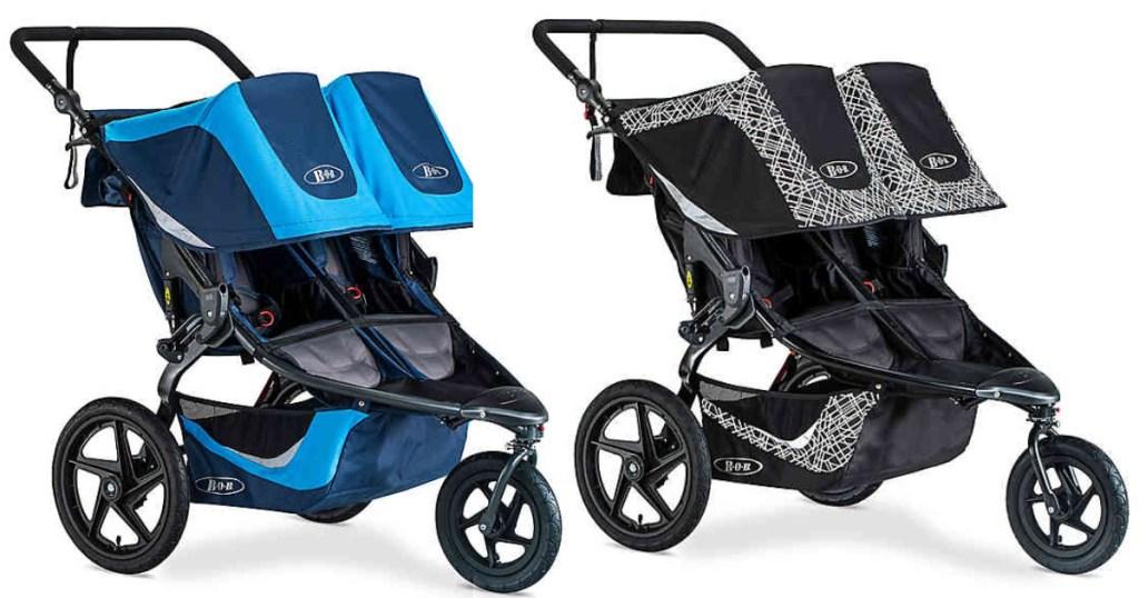 2 bob revoltuion strollers
