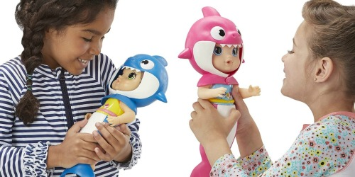 Baby Alive Baby Shark Dolls Only $24.99 on Amazon