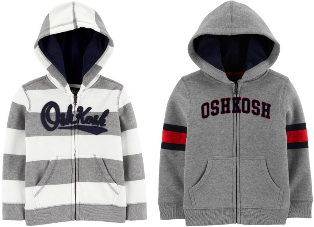 Oshkosh B'gosh brand Logo hoodies