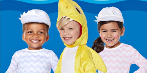 """Baby Shark Costumes Available at Spirit Halloween 