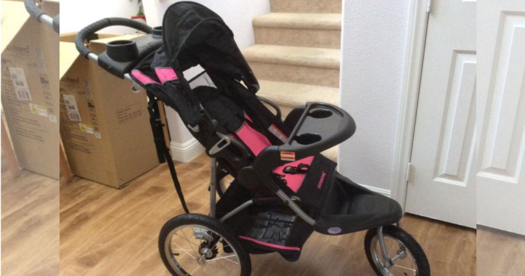 Baby Trend Jogging Stroller Only $71 92 Shipped (Regularly