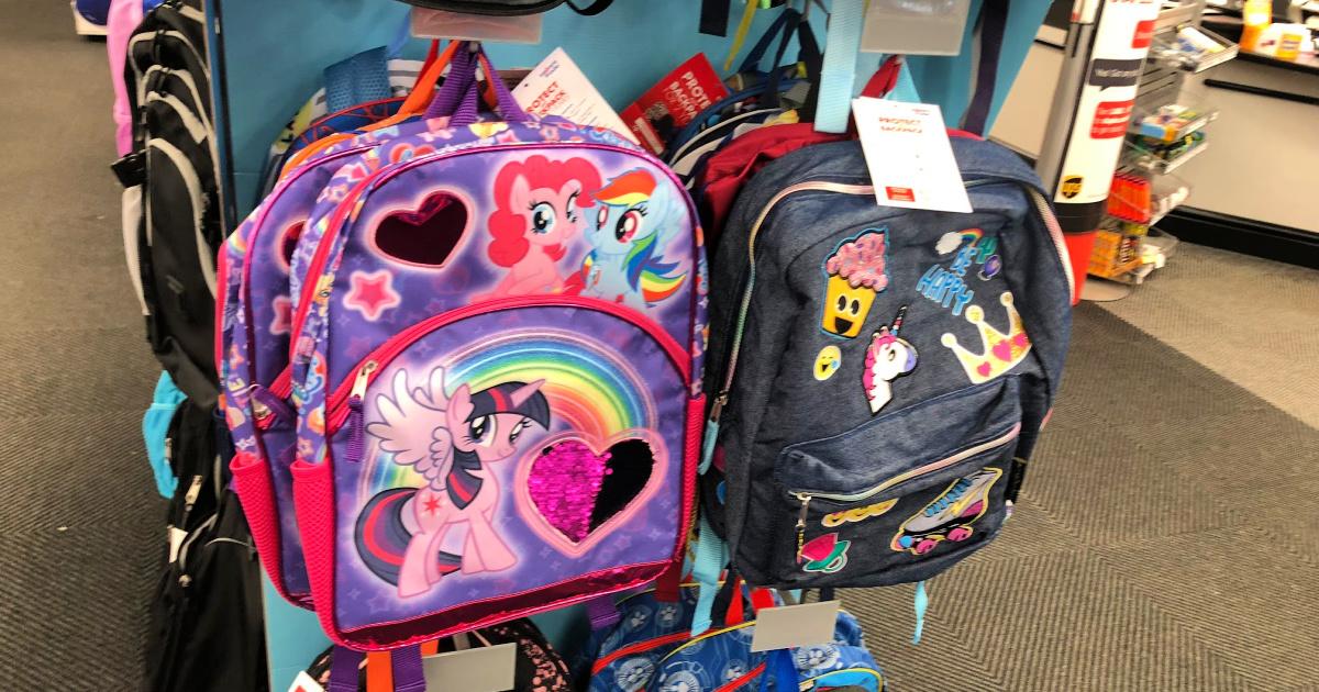 Staples Backpacks