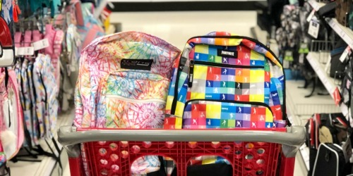 Up to 30% Off Backpacks at Target (In-Store & Online)