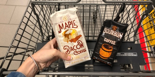 Barissimo Maple Bacon & Bourbon Coffee Only $3.79 at ALDI