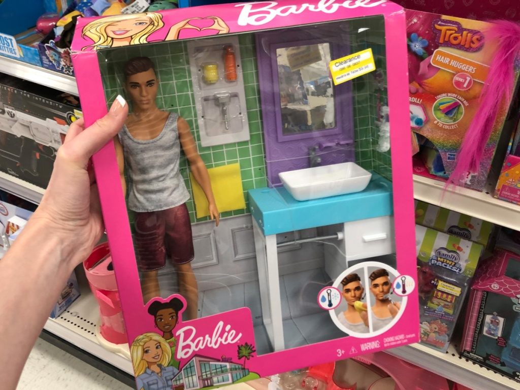 Barbie and Ken Set