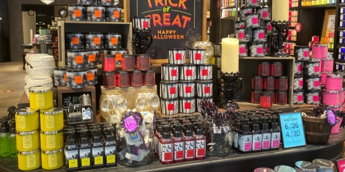 Bath & Body Works Halloween 2020 Collection Now Available
