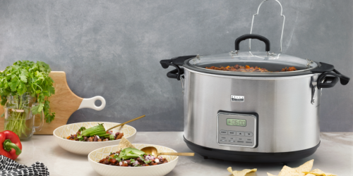 Bella Pro Series 10-Quart Digital Slow Cooker Only $49.99 Shipped (Regularly $80)