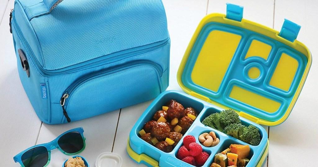 Bentgo Bento Lunch Bag with Bentgo box