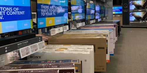 Sharp 50″ LED Roku Smart TV Only $199.99 Shipped (Regularly $330)