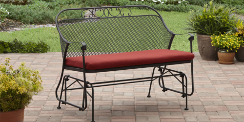 Better Homes & Gardens Outdoor Glider Only $85.73 Shipped (Regularly $220)