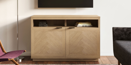 Better Homes & Gardens TV Console Only $48 Shipped (Regularly $129)