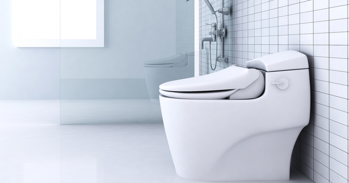 Biobidet Bliss Smart Toilet Seat Only 379 99 At Woot Regularly 700 Hip2save