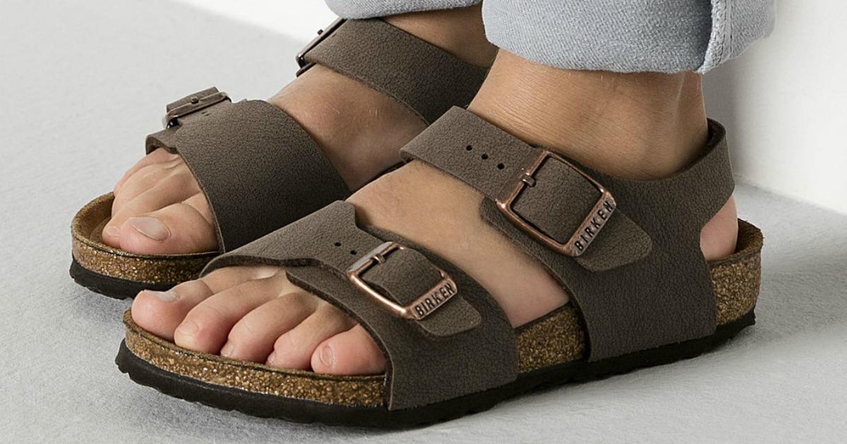 Birkenstock Kids Sandals Only $29.99