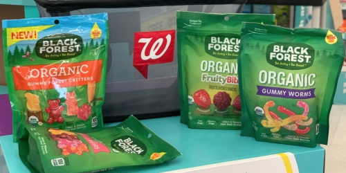 Free Black Forest Gummy Candy After Walgreens Rewards