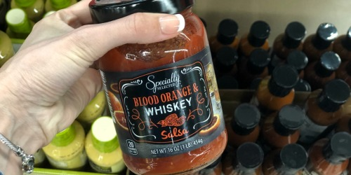 Booze Flavored Salsas Now Available at ALDI
