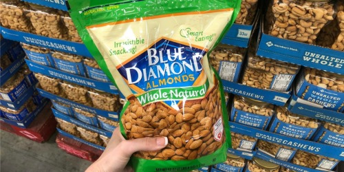 HUGE Blue Diamond Almond Bags Only $10.98 Shipped
