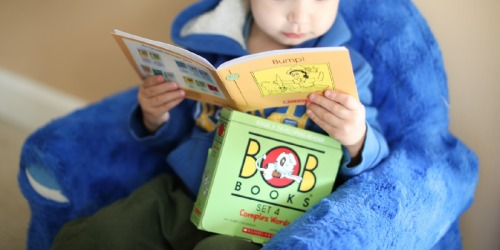 BOB Books 8-Book Set Only $5.99 (Regularly $18) | Great for Beginning Readers