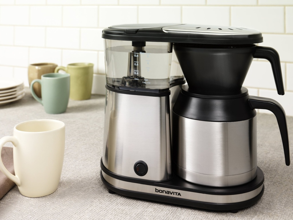Bonavita 5 Cup Coffee Maker Thermal Carafe