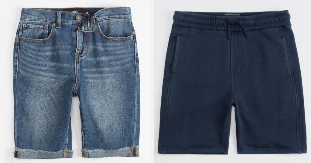 2 pairs of boys shorts
