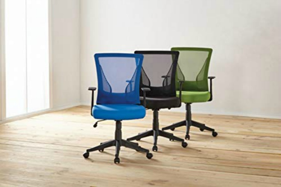 office chair in three colors