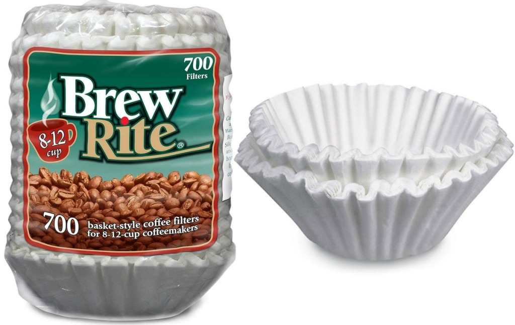 Package of 700 coffee filters from Brew Rite