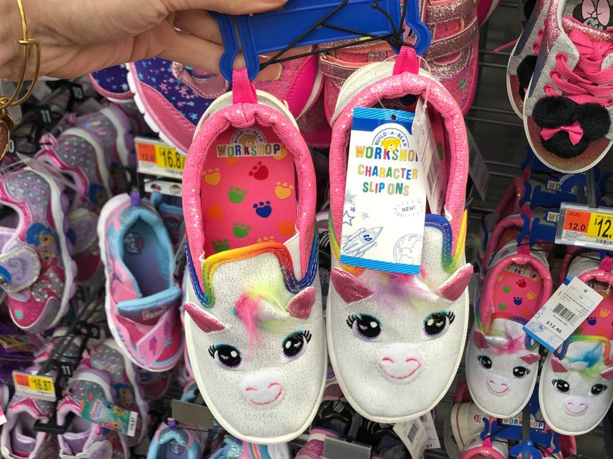 Build a Bear Unicorn Shoes