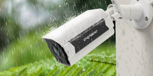 Outdoor Security Camera Only $44.99 Shipped on Amazon