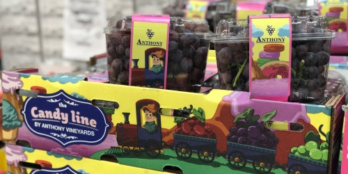 Candy Hearts Grapes Available at Costco for Limited Time