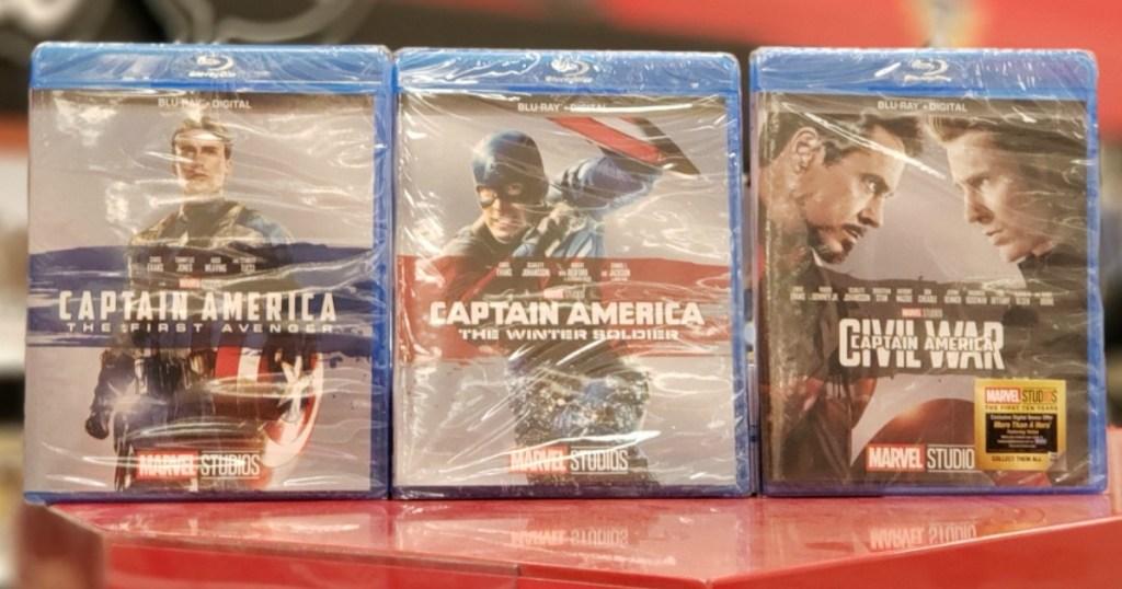 Captain America Movies